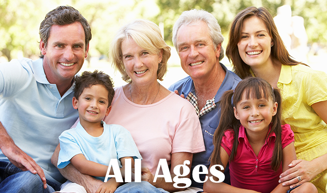 All Ages!